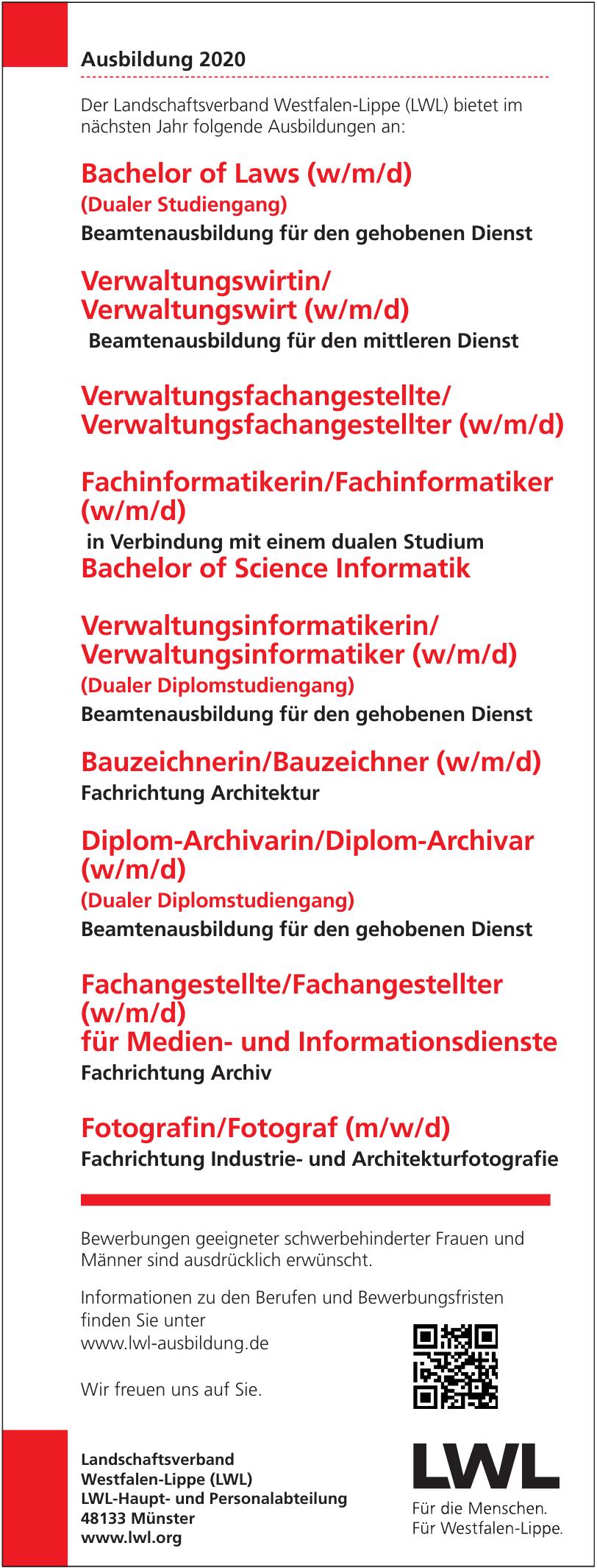 Landschaftsverband Westfalen-Lippe (LWL)