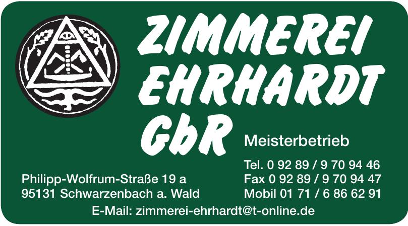 Zimmerei Ehrhardt GbR