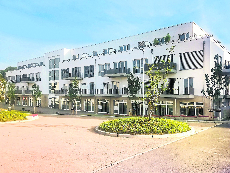 GfG-Mehrgenerationenhaus in Ahrensburg: Azubis und Ältere über 65 Jahre leben hier unter einem Dach