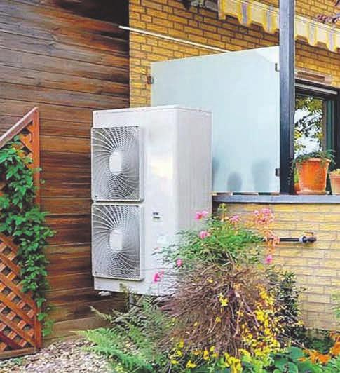 Das Nachrüsten mit Wärmepumpen in Bestandsgebäuden, auch ohne extra Dämmung und ohne das Austauschen aller Heizkörper im Haus, ist heute in den meisten Fällen dank effizienter Technik möglich. djd/Bundesverband Wärmepumpe e.V./Carlos Albuquerque