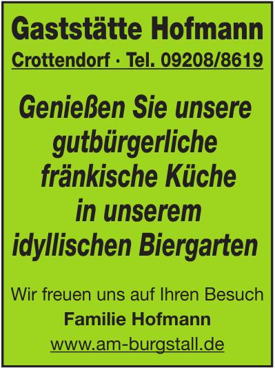 Gaststätte Hofmann