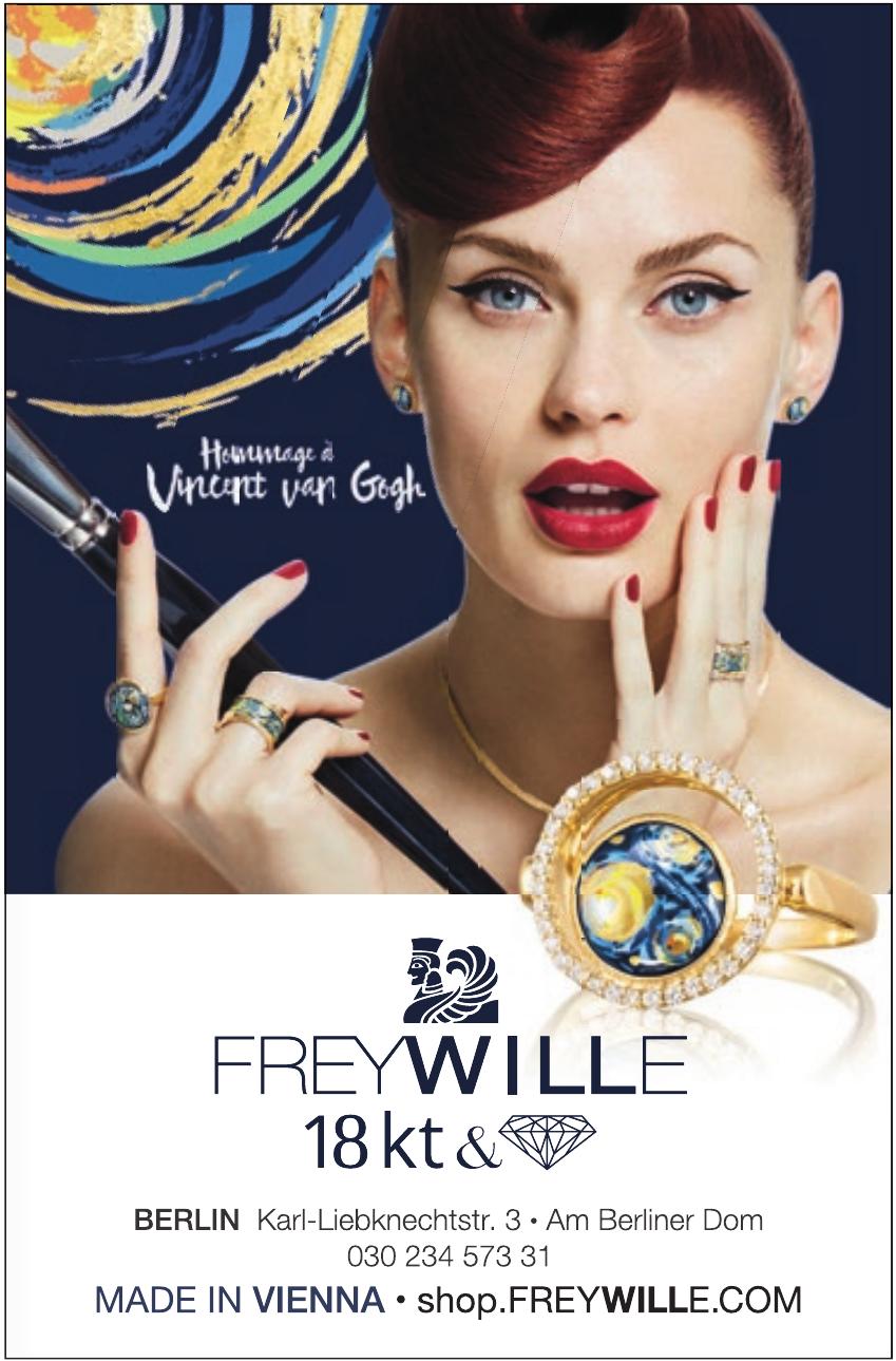 Freywille Wienna