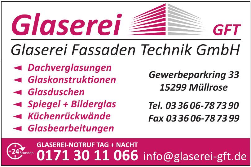 Gläserei GFT GmbH