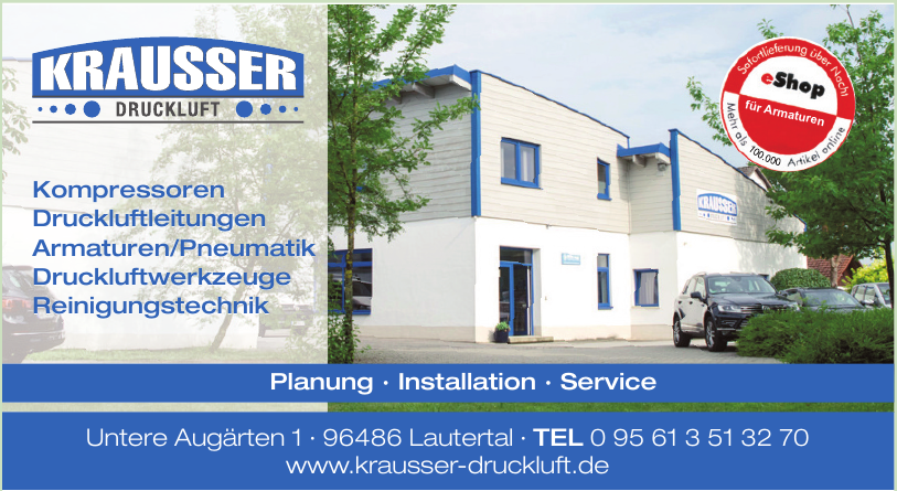Krausser Druckluft GmbH & Co. KG