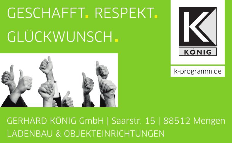 Gerhard König GmbH