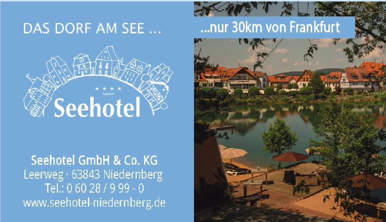 Seehotel GmbH & Co. KG