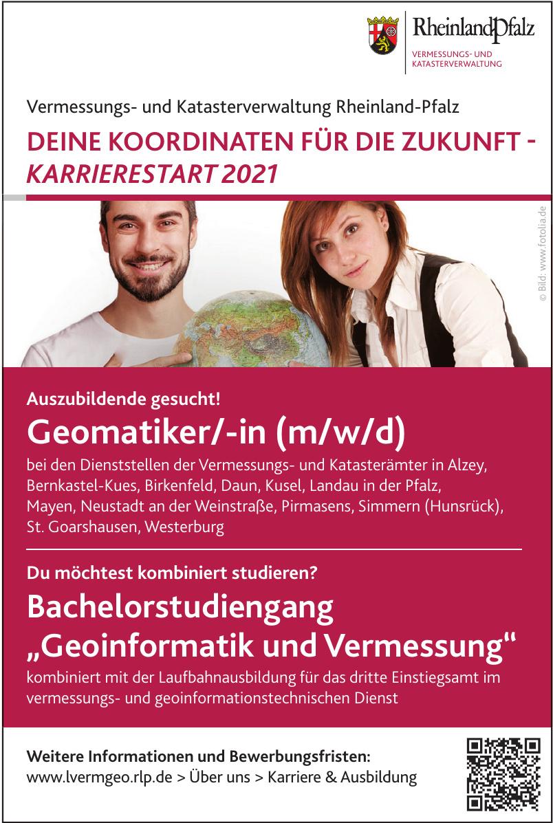 Vermessungs- und Katasterverwaltung Rheinland-Pfalz