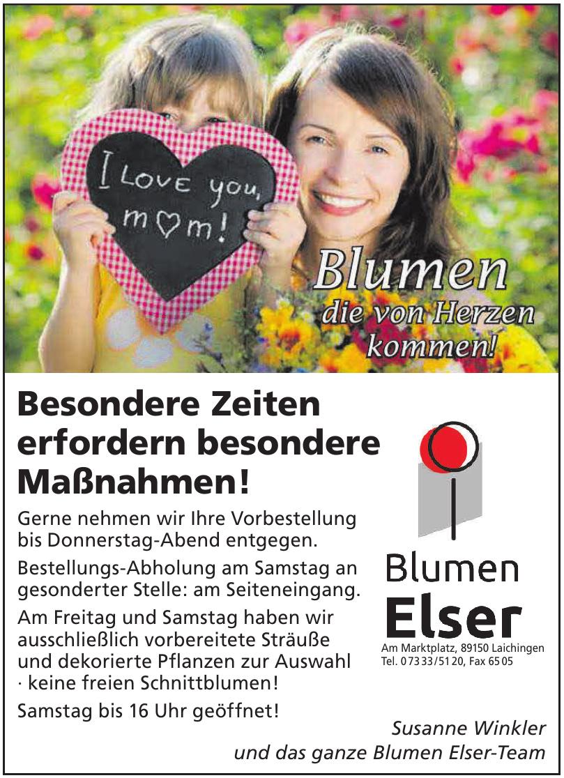 Blumen Elser
