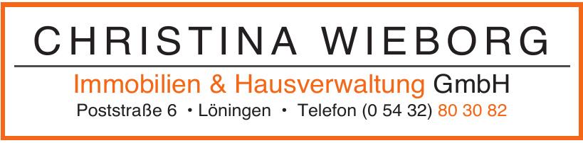 Christina Weiborg Immobilien & Hausverwaltung GmbH