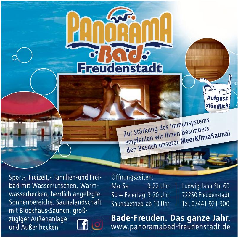 Panorama Bad Freudenstadt