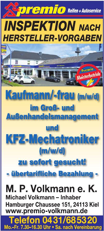 M. P. Volkmann e. K.