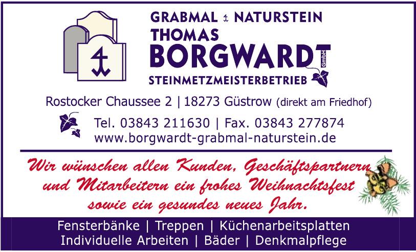 Grabmal & Naturstein Thomas Borgwardt GmbH