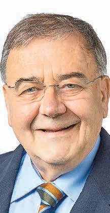 Hans Büttiker, FDP, Dornach.