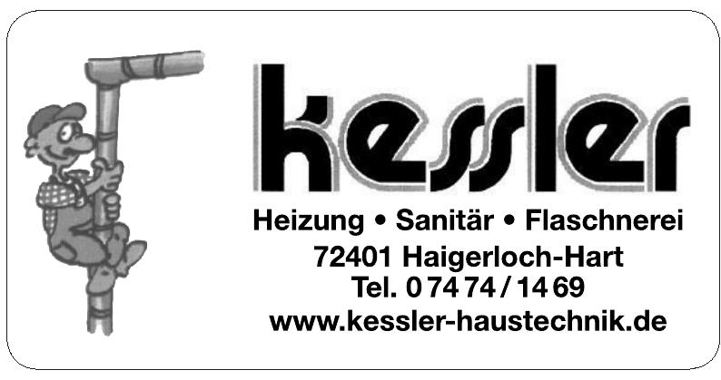 Kessler Heizung, Sanitär, Flaschnerei