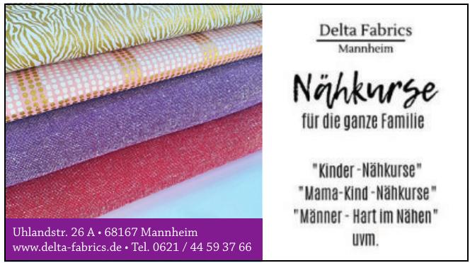 Delta Fabrics