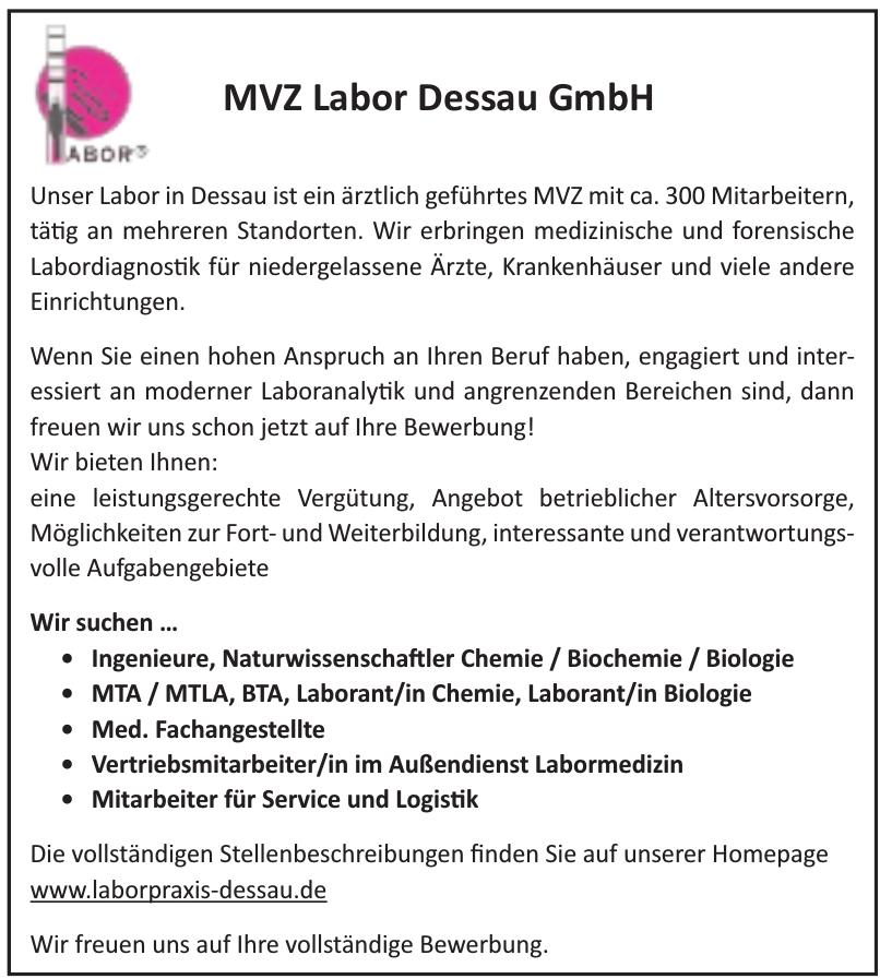 MVZ Labor Dessau GmbH