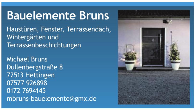 Bauelemente Bruns