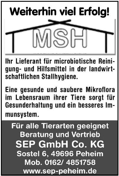 SEP GmbH Co.KG