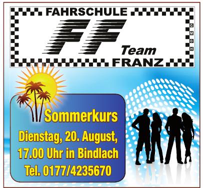 Fahrschule FF Team