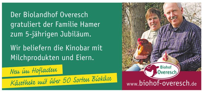 Biolandhof Overesch