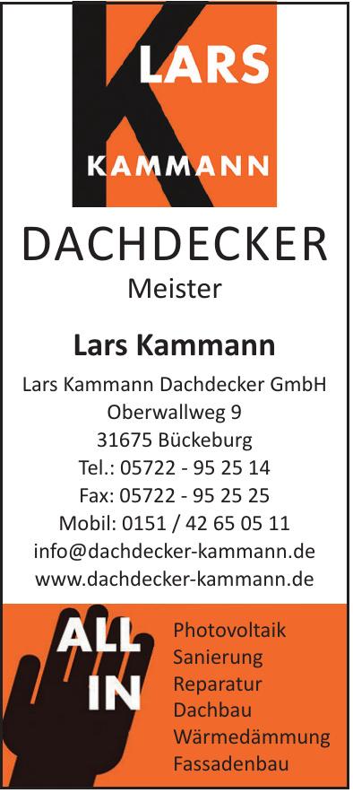 Lars Kammann Dachdecker GmbH