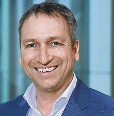 Digitales Siegel. Roland Eils und sein Team haben am Berlin Institute of Health den Bärcode entwickelt.