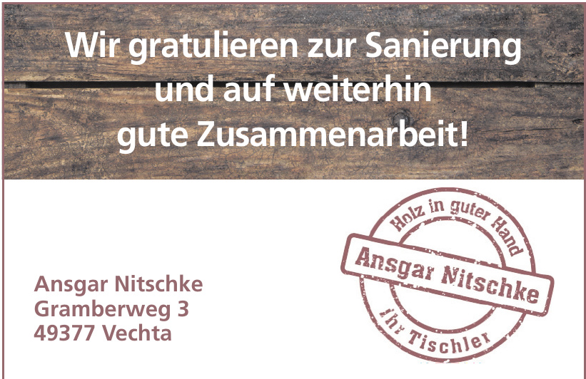 Ansgar Nitschke
