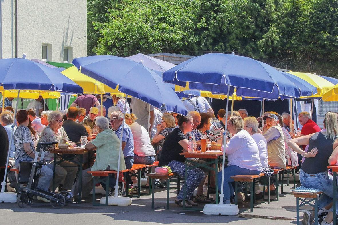 Premiere für Kuchens Pfingstmarkt Image 2