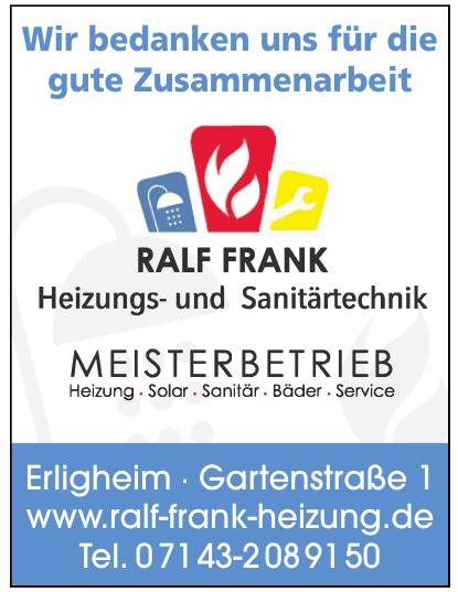 Ralf Frank