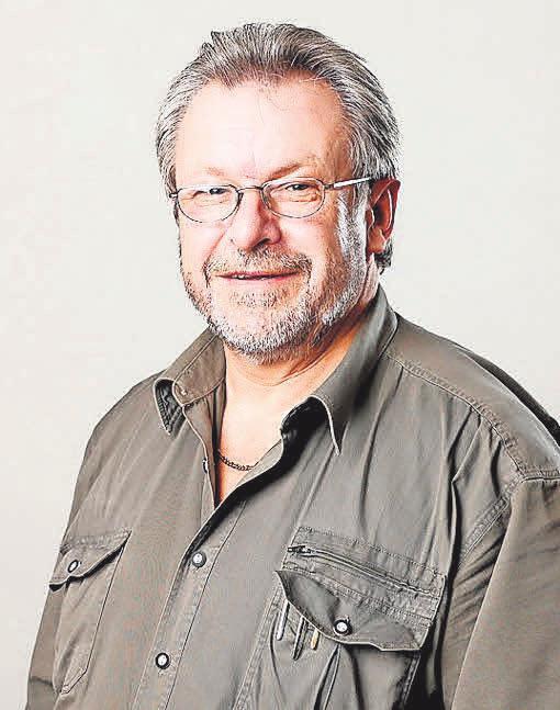 Ansprechpartner im Bereich Sanitär: Helmut Vesterling.