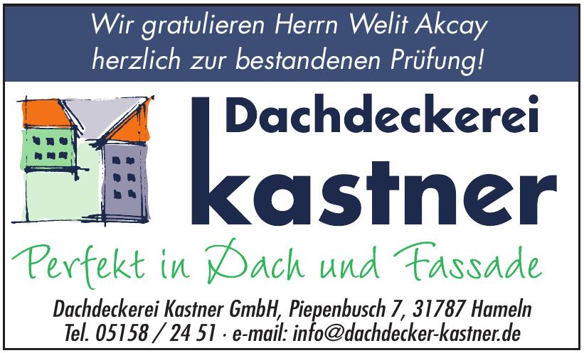 Dachdeckerei Kastner GmbH