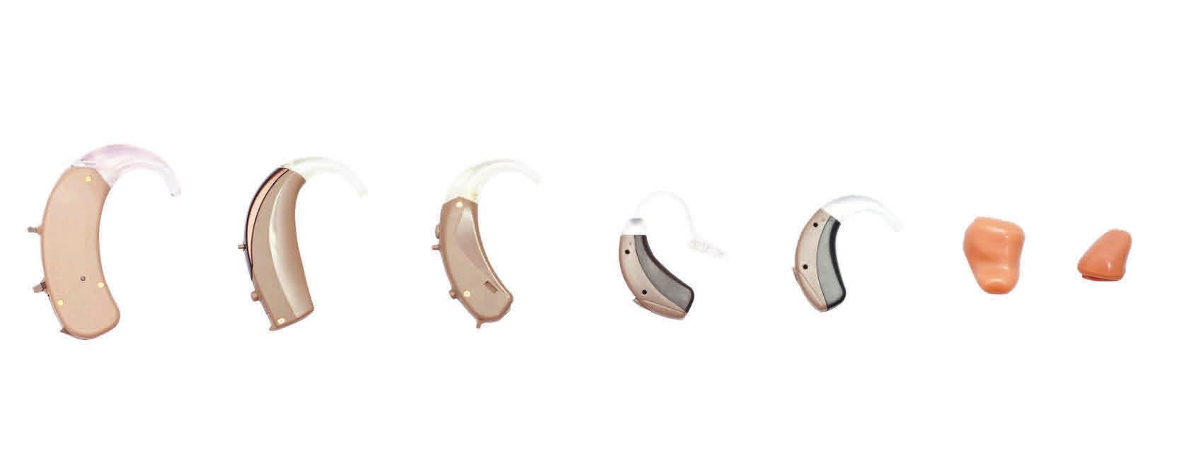 Längst sind Hörgeräte keine klobigen Monster mehr, heute sind sie so klein, dass sie kaum noch auffallen. Foto: aerogondo - stock.adobe.com