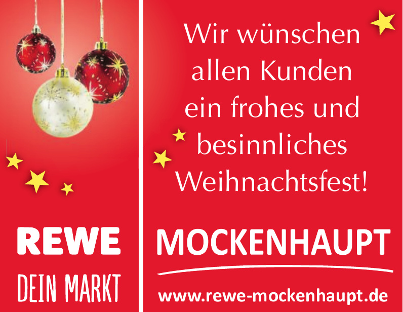 Rewe Mockenhaupt