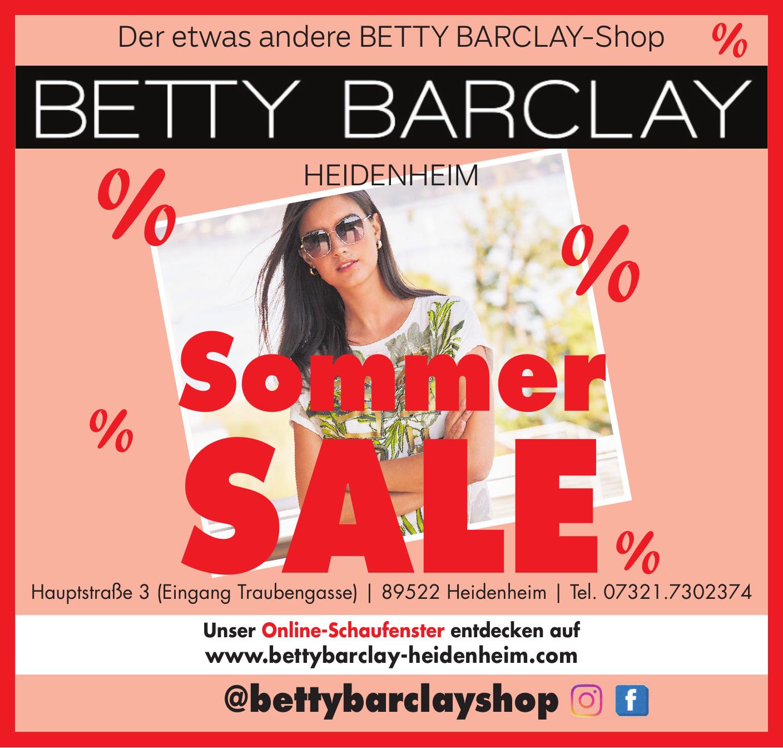 Betty Barclay Shop