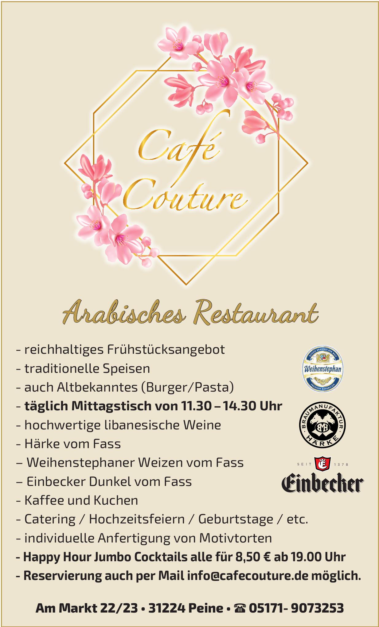 Café Couture