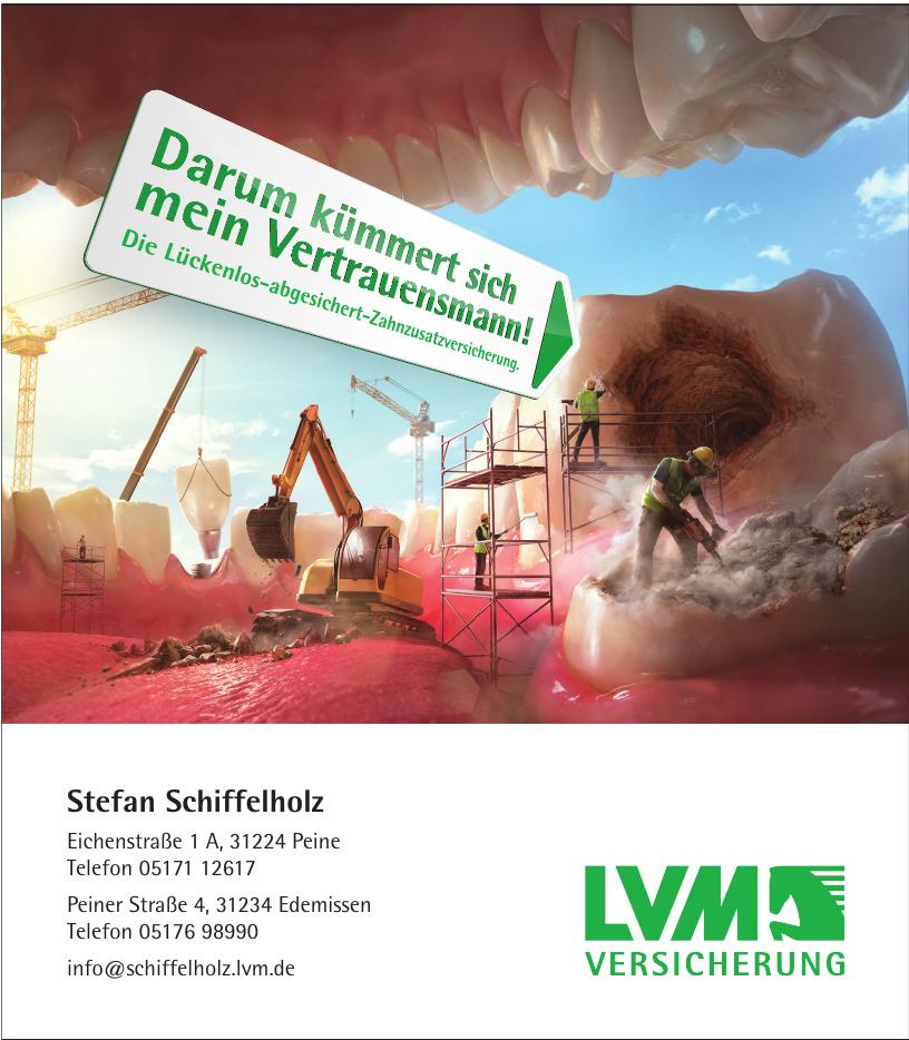 LVM Versicherung - Stefan Schiffelholz