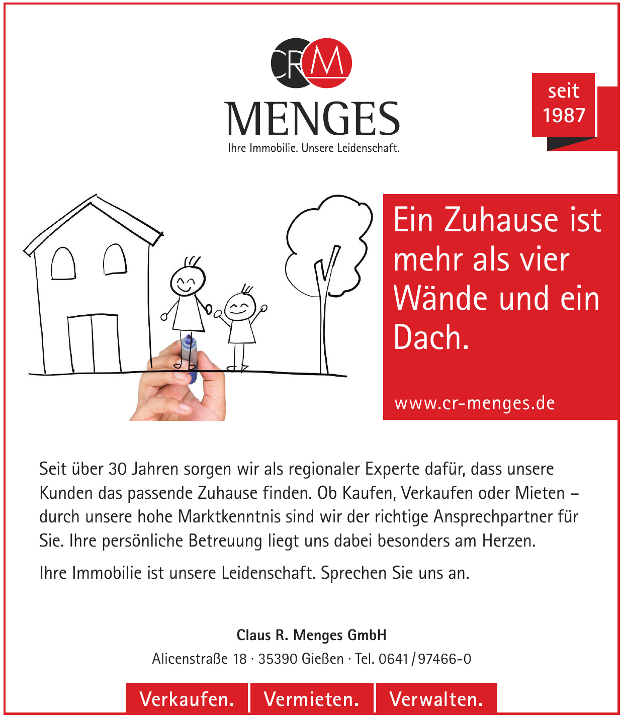 Claus R. Menges GmbH