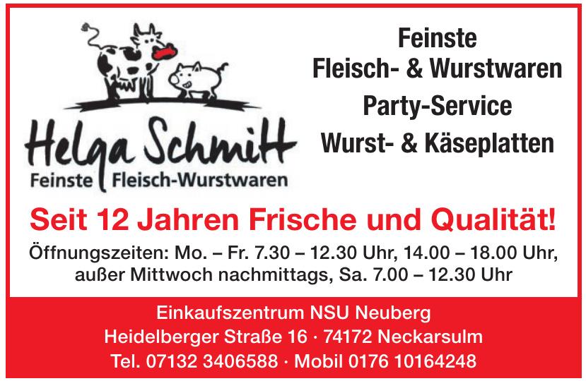 Feinste Fleisch-Wurstwaren Helga Schmitt