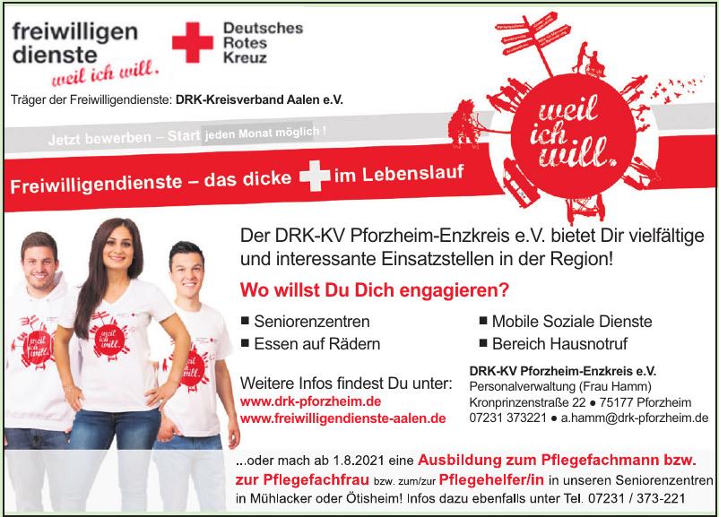 DRK-KV Pforzheim-Enzkreis e.V.