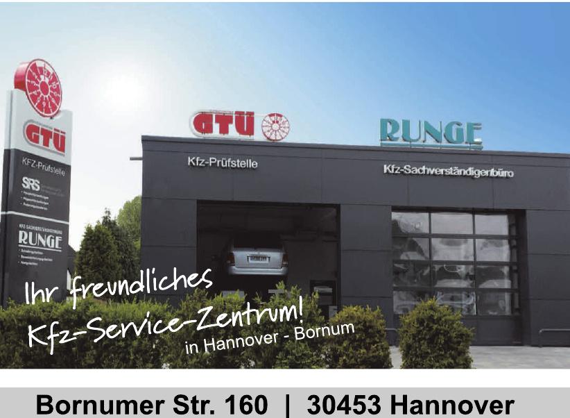 Kfz-Service-Zentrum Gtü - Runge