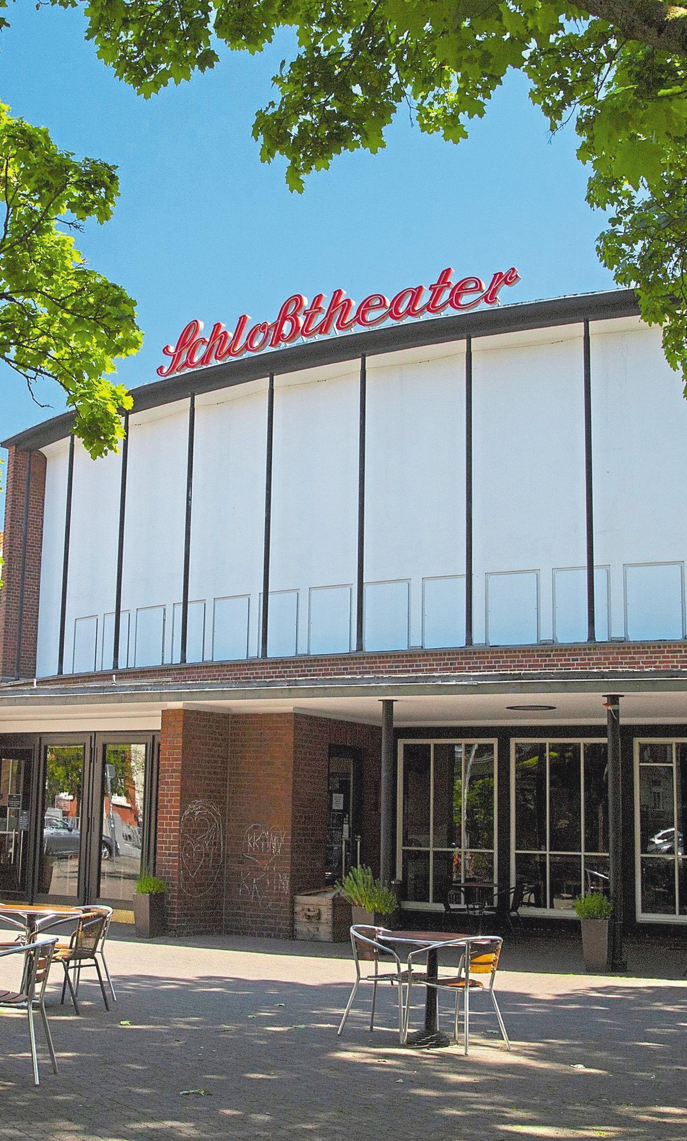 Im Schloßtheater, im Cinema und auch im großen Cineplex Münster läuft der Betrieb langsam wieder an. Foto: Wilfried Gerharz