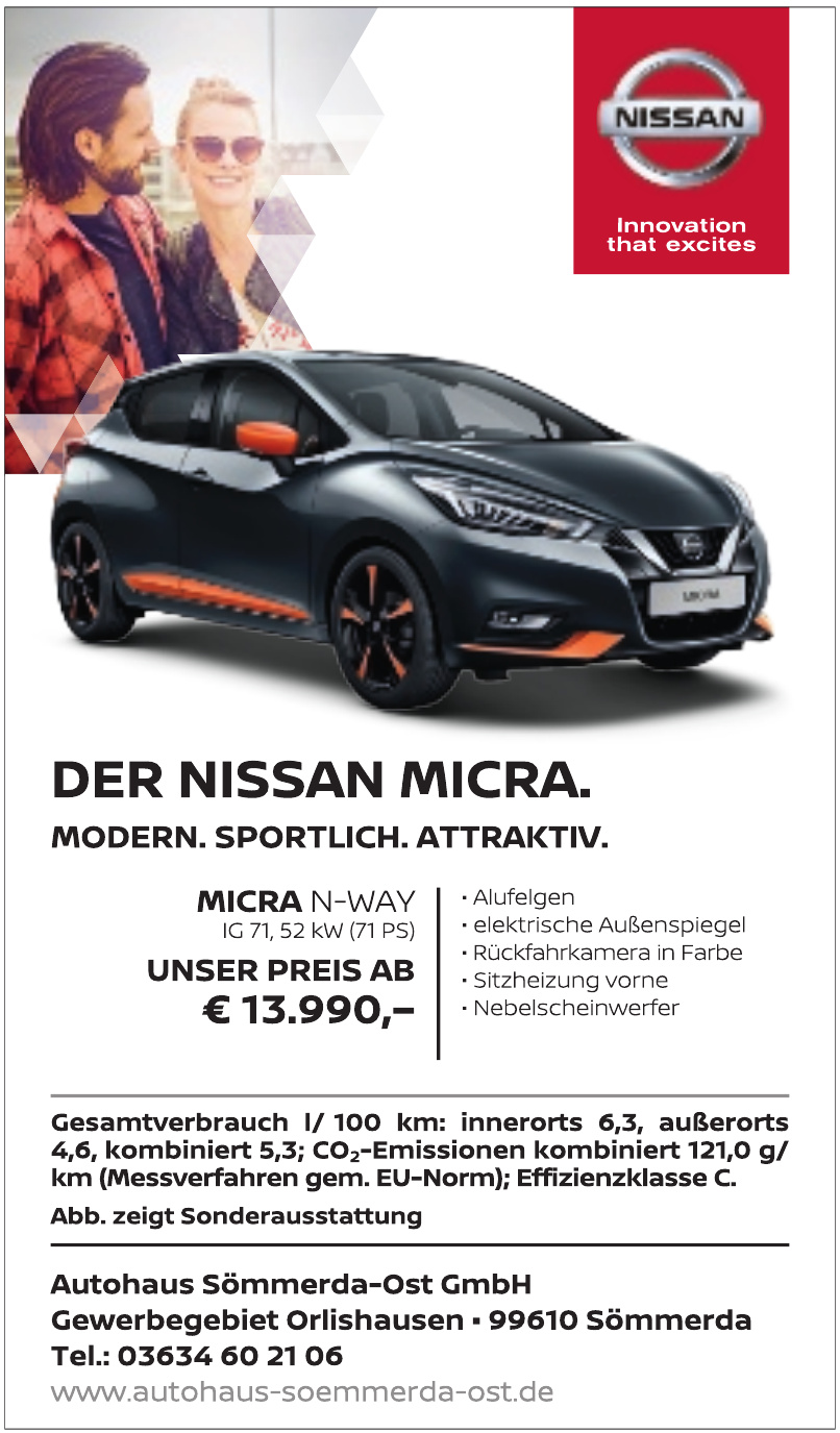 Autohaus Sömmerda-Ost GmbH