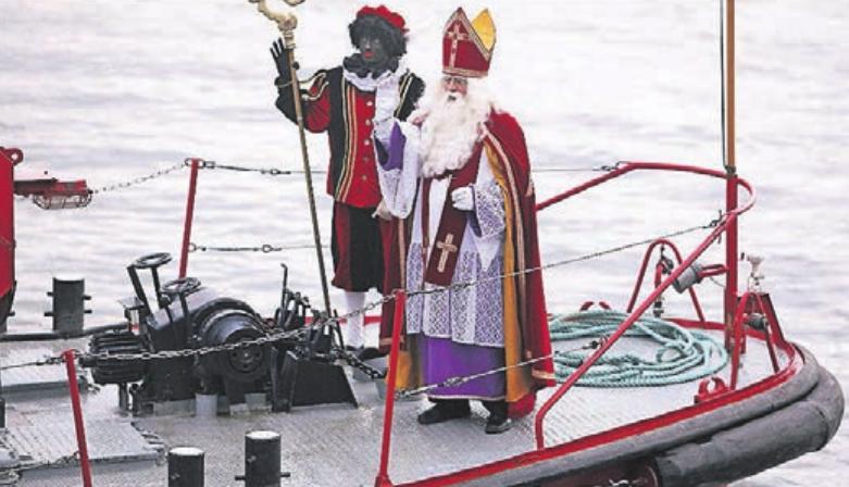 Ein besonderes Ereignis ist die Ankunft des niederländischen Sinter Claas, der auch in diesem Jahr wieder nach Uerdingen kommen wird.