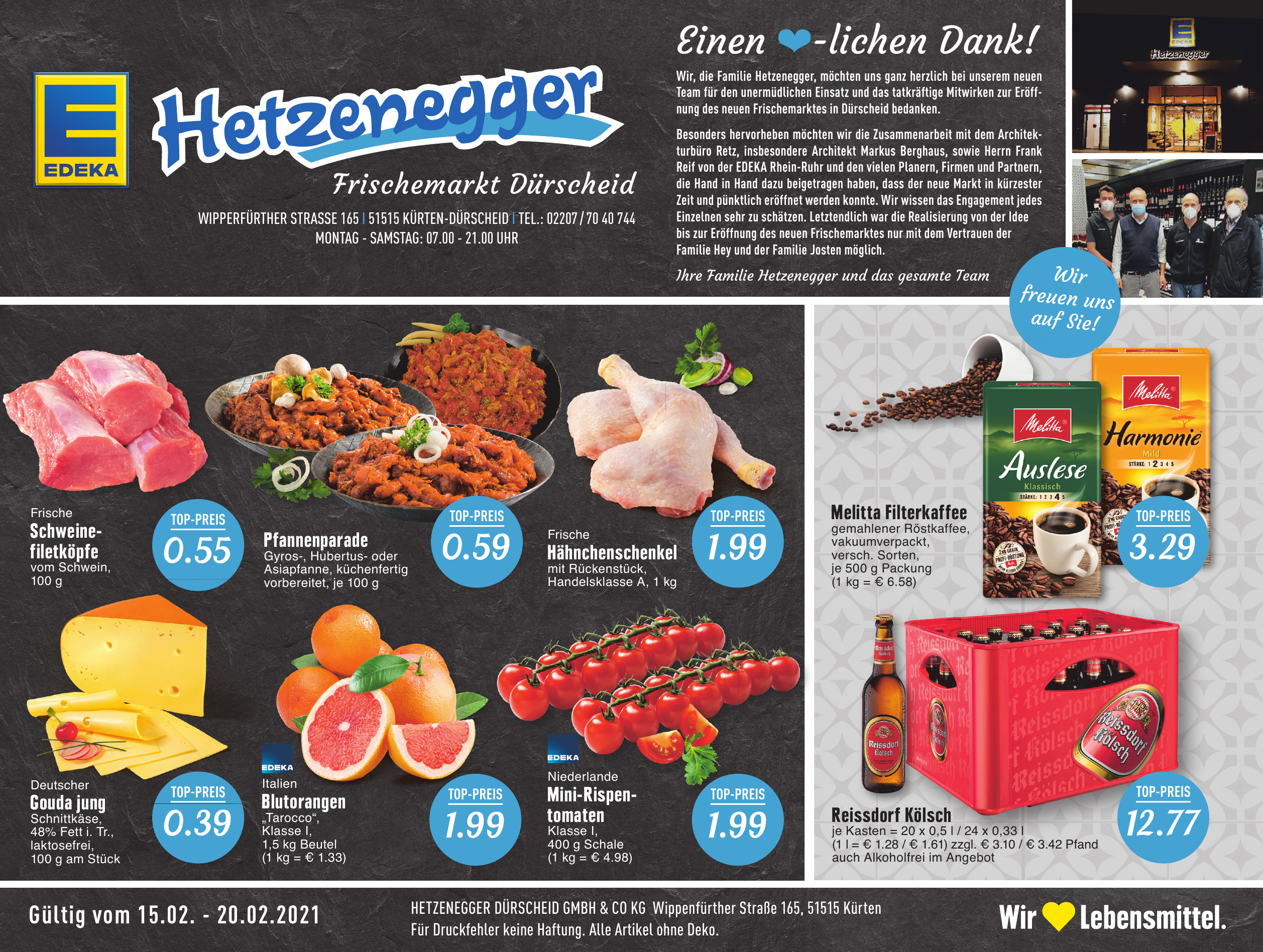 Edeka Hetzenegger Dürscheid GmbH & Co. KG