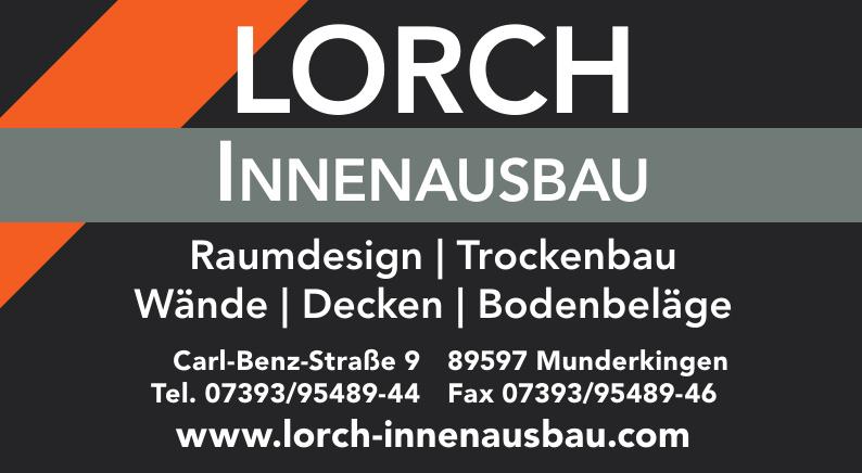 Lorch Innenausbau