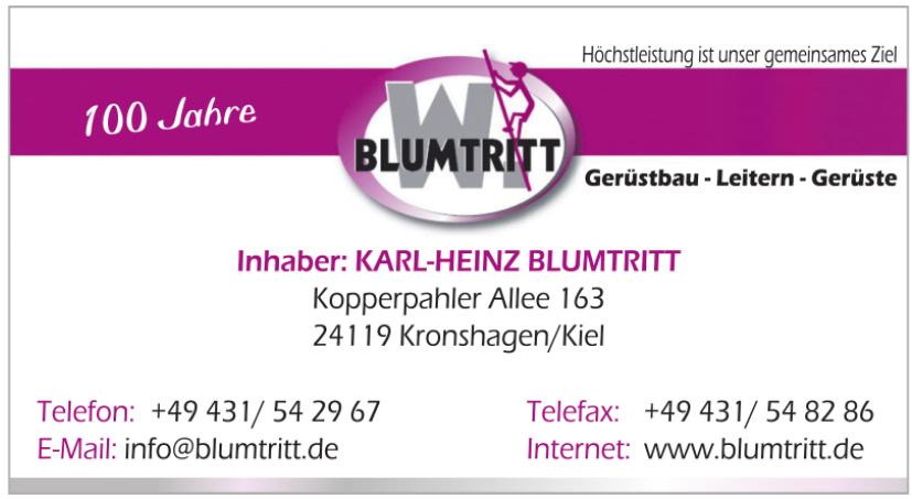 Karl-Heinz Blumtritt