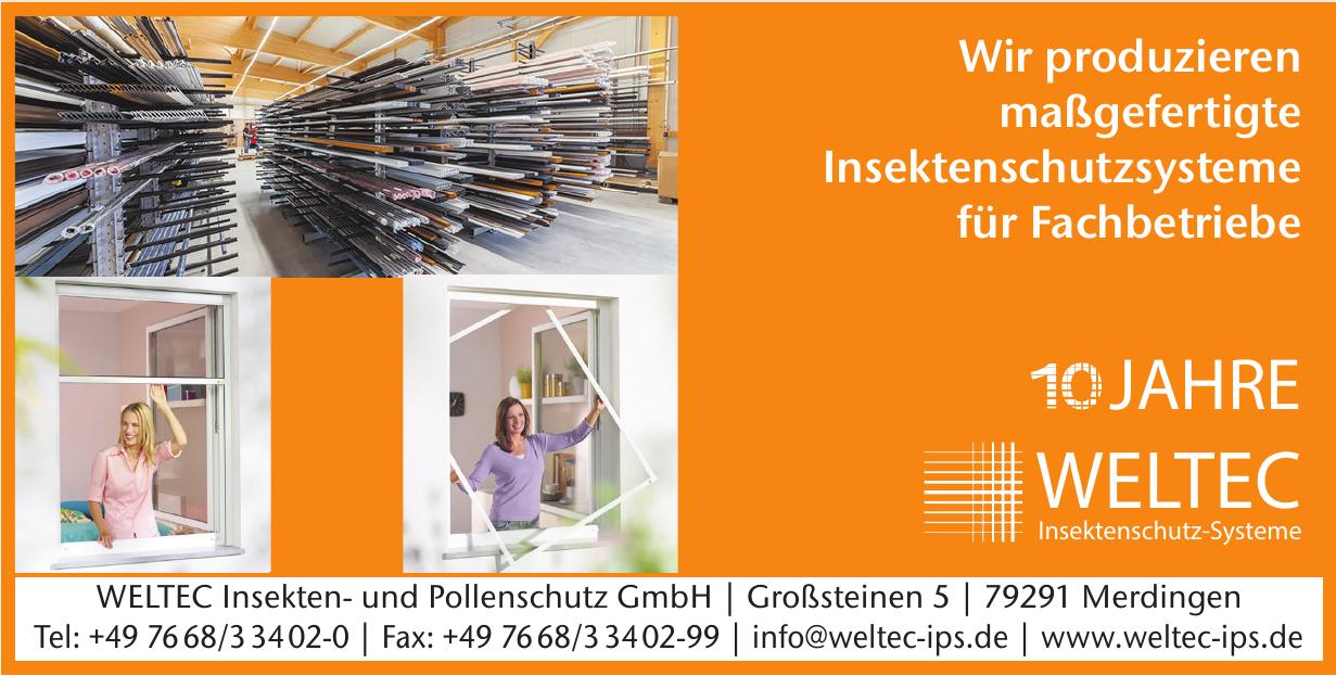 WELTEC Insekten- und Pollenschutz GmbH