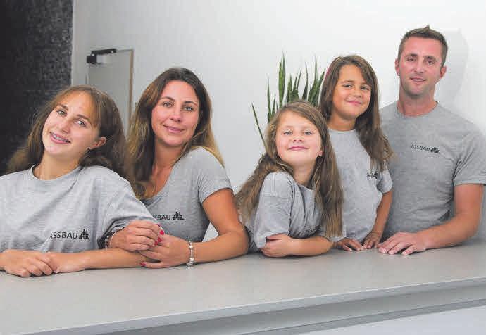 Familie Stoppel bedankt sich bei allen Wegbegleitern.