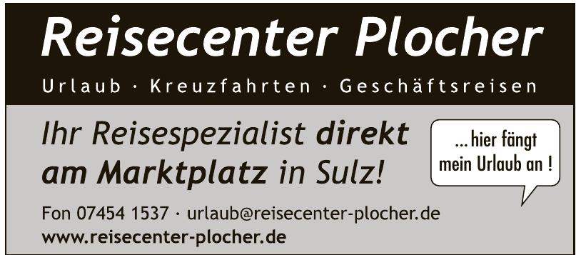 Reisecenter Plocher