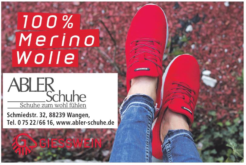 Schuhhaus Abler